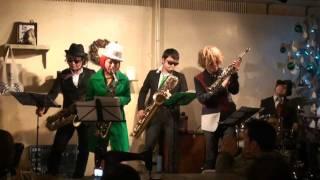 2011.12.22「HIBI☆Chazz-K Live at 高松『umie』 クリスマス・フリーラ...