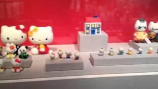 Hello Kitty @ Japanese American National Museum
