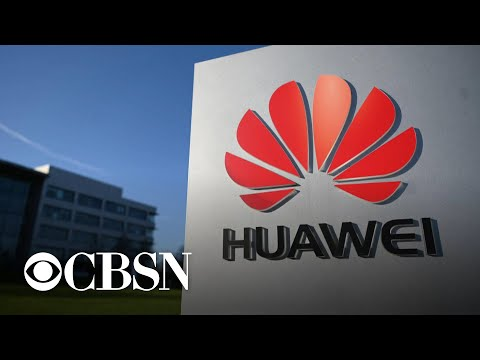 U.S. unveils new charges against Chinese telecom giant Huawei