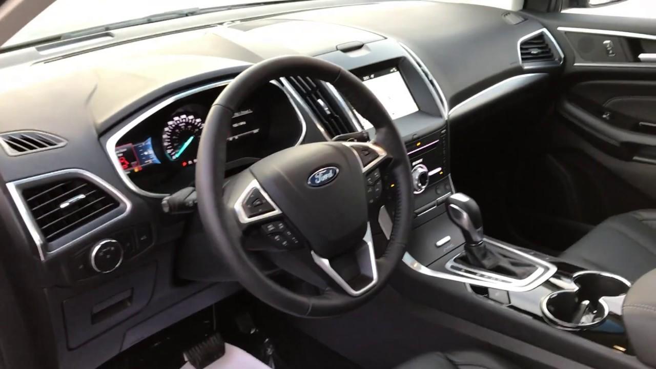 2017 Ford Edge Titanium YouTube