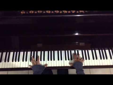 Cakra Khan - Harus Terpisah - Piano Cover + Chords