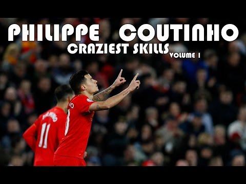 Philippe Coutinho 2016/17 - Craziest Skills - Volume 1