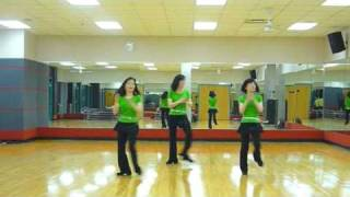 U Turn - Line Dance