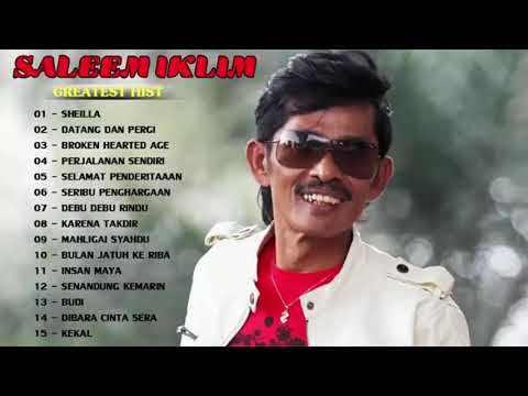 SLOW ROCK MALAYSIA POPULER ♫♫ The Best of Saleem - iklim