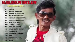 SLOW ROCK MALAYSIA POPULER ♫♫ The Best of Saleem - iklim