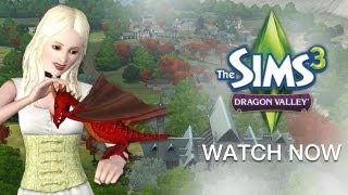 The Sims 3 | Dragon Valley Trailer