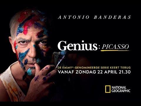 Genius: Picasso elke zondag 21.30 op National Geographic