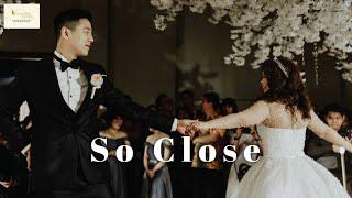 Samuel & Jennifer   Surprise Flashmob Wedding Dance   IG: @dancefirstindonesia