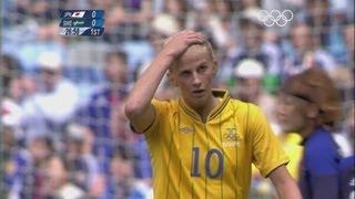 Japan 0-0 Sweden - Women
