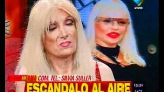 Silvia Suller a Zulma Lobato: sos viejo, ridiculo y pelado thumbnail