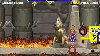 Daikeru123 MUGEN - My Sailor Moon's Initiation