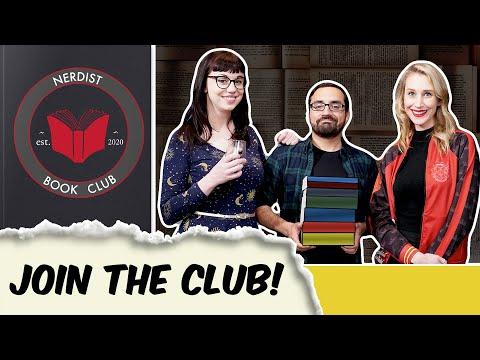 The Best Online Book Club - Nerdist Book Club