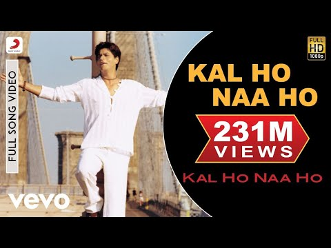Kal Ho Naa Ho - Title Track Video | Shahrukh Khan, Saif, Preity thumbnail