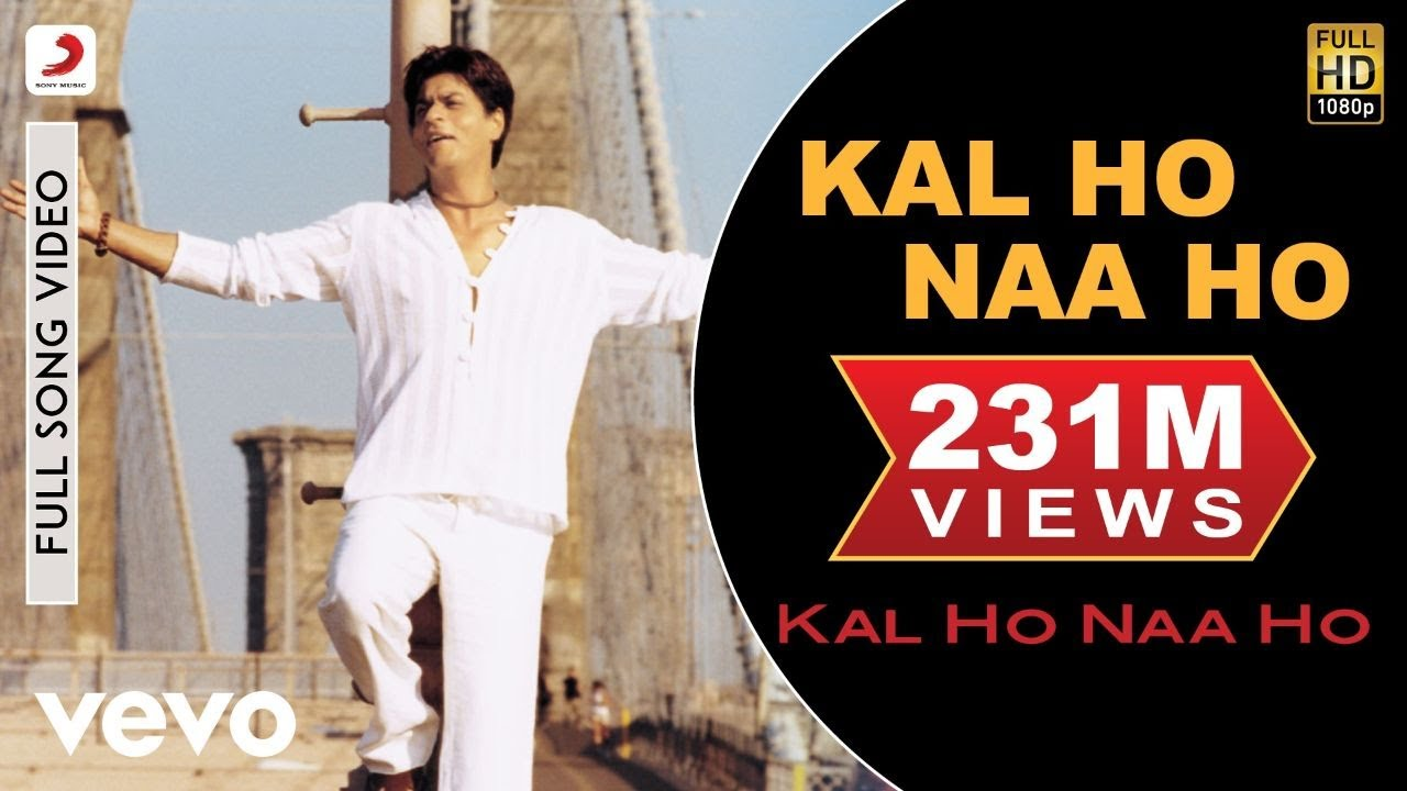Kal Ho Naa Ho - Title Track Video