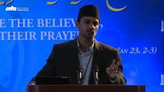 Exalted Status of the Holy Prophet saw as Khatam un Nabiyeen - Jalsa USA WC 2013