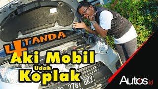 4 Indikator Aki Mobil Bermasalah