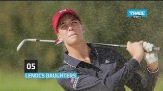Top Female: Champions de pères en filles