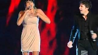 Download Luca Barbarossa, Raquel del Rosario - Fino in Fondo MP3 song and Music Video