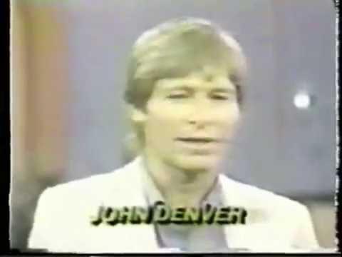 John Denver / an interview of John with Oprah [1985]