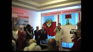 РУССКИЙ ПАРЕНЬ  в музее. Павел Лясковский.