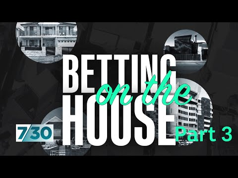 How state and federal governments are helping to fuel the housing boom | 7.30