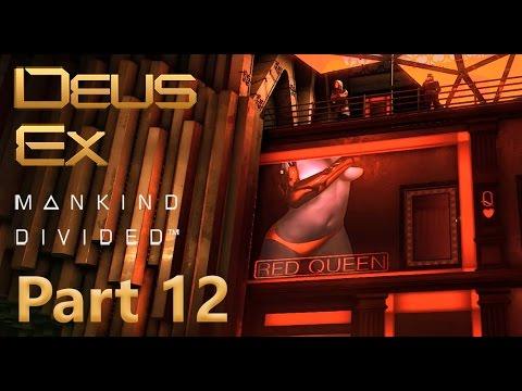 Deus Ex: Mankind Divided Walkthrough Part 12 [Hard / Stealth / No Kills] – Quarter Of Red Lights