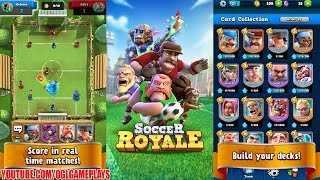 Soccer Royale 2018 By Genera Games Android/iOS Gameplay