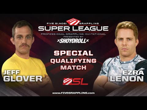 Five Super League Hector Lombard Replacement Match: Jeff Glover vs Ezra Lenon