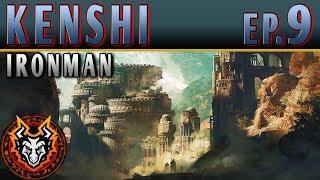 Kenshi Ironman PC Sandbox RPG - EP9 - THE MOONSHINE OUTPOST