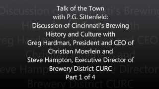 Talk of the Town with P.G. Sittenfeld: Cincinnati