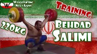 Behdad Salimi (IRI, +105KG) | بهداد سلیمی | Olympic Weightlifitng Training | Motivation