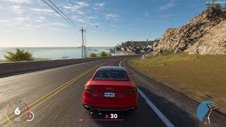 The Crew 2 - 2018 Audi RS5 Coupe Gameplay [4K]