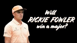 Will Rickie Fowler EVER Win a Major?