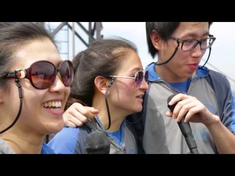 Karaoke on the Sydney Harbour Bridge - Australia Plus