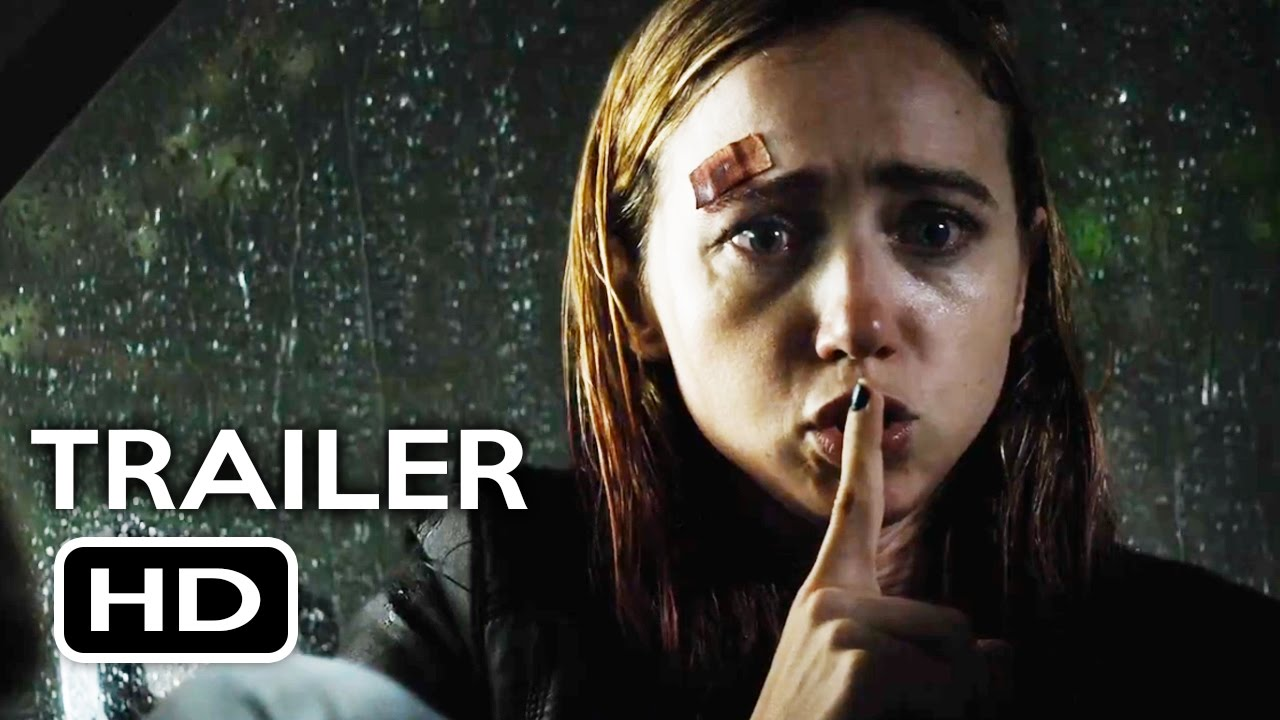 the monster official trailer 1 2016 zoe kazan horror