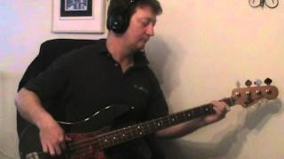 ZZ Top - Gimme All Your Lovin bass cover