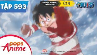 One Piece Tập 593 - Giải Cứu Nami! Trận Chiến Trên Núi Tuyết Của Luffy - Đảo Hải Tặc