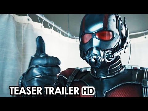 Ant-Man Official Teaser Trailer (2015) HD