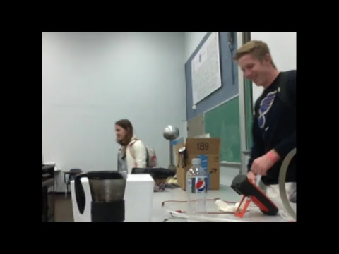 Dr. Wisbey's Engineering Physics II Saint Louis University Oct 13 2017