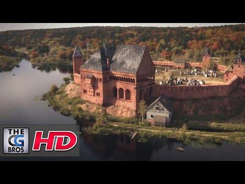 """CGI & VFX Showreels: """"3D Generalist Reel"""" - by  Niklas Blume"""
