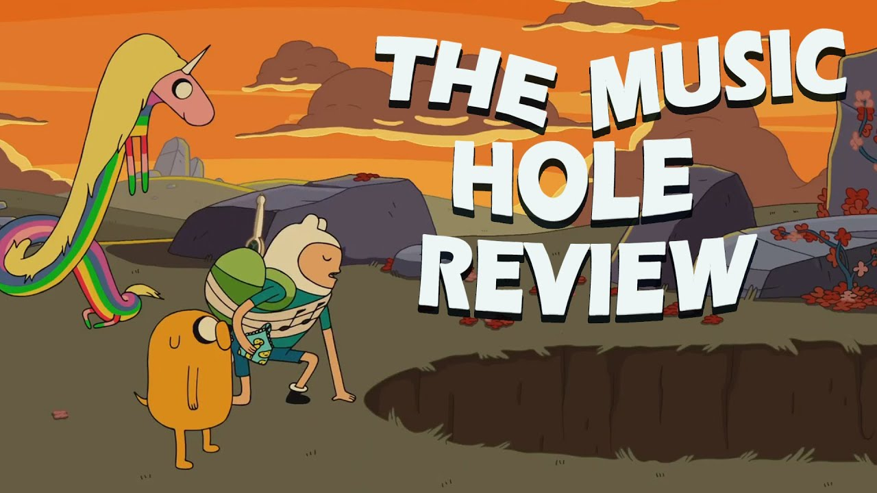 Adventure Time Review: S8E10 - The Music Hole - YouTube