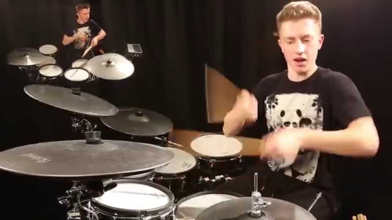 Download DRUM SOLO: Funk , Freestyle Drumming ,  Gospel Chops  (drum Cover)