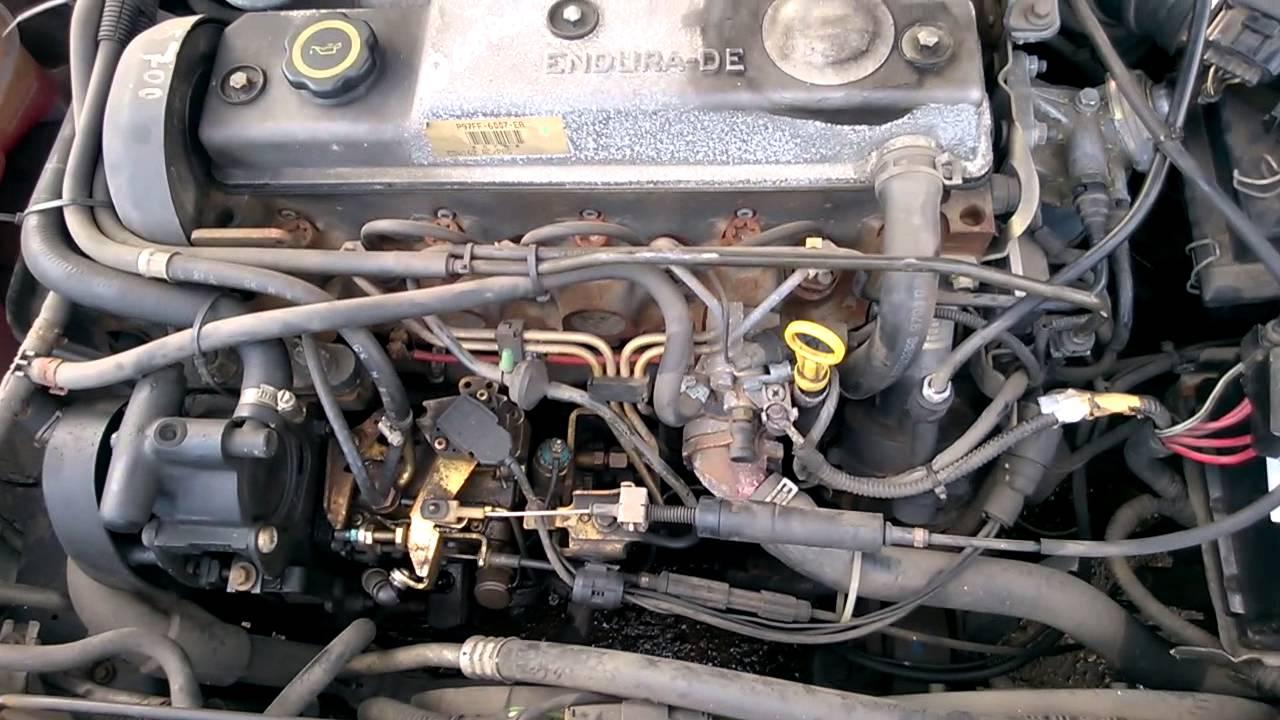 б/у двигатель RFM 1.8 TD Ford Mondeo (Форд Мондео) контрактный из .