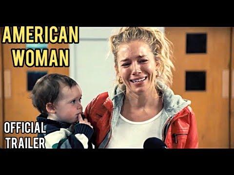 Женщина в огне / American Woman   Официальный трейлер (2019) Сиенна Миллер