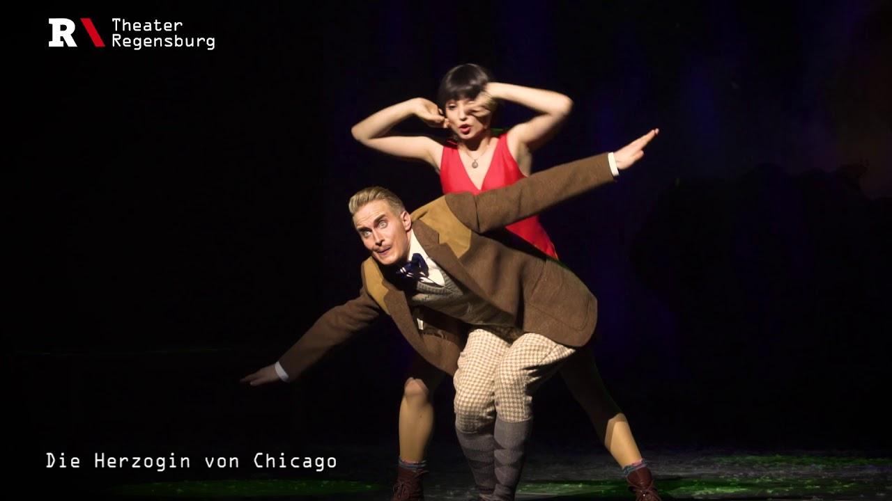 Die Herzogin von Chicago | Theater Regensburg - YouTube