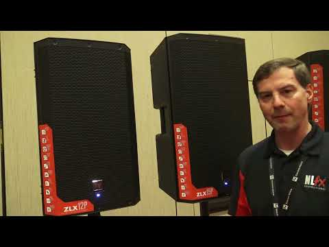 Speakers For Up To 150 Person Events - Electro-Voice ZLX Series