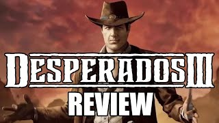Desperados 3 Review - The Final Verdict (Video Game Video Review)