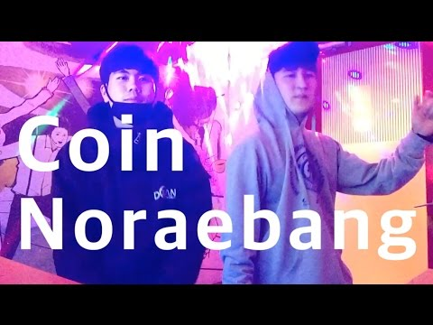 How to Enjoy Coin Noraebang(Karaoke)? // 코인노래방 사용법