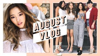 What Happened At My Eggie Launch | August Vlog