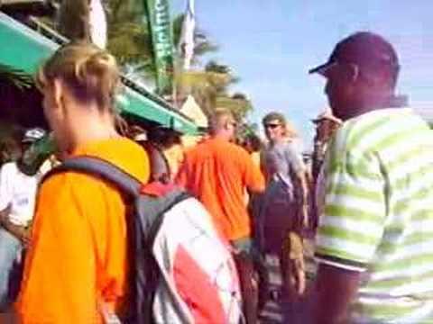 Bonaire - City Café Euro 2008